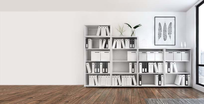 Office storage made easy